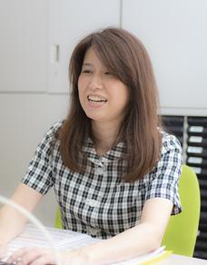 西 千賀子 Chikako Nishi