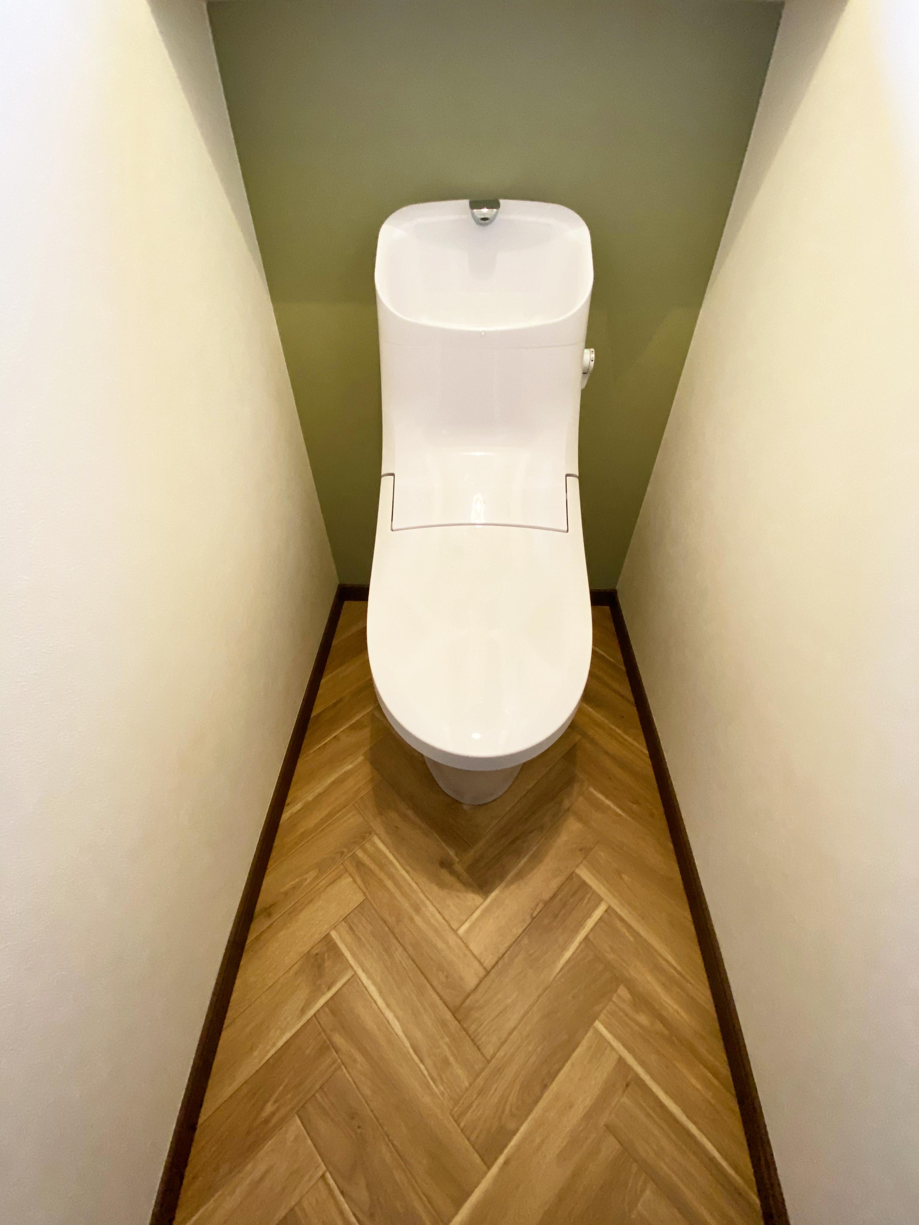 リフォームトイレ 施工事例