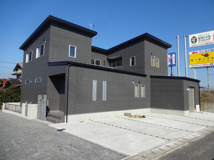 モダンスタイル 施工事例のサムネイル