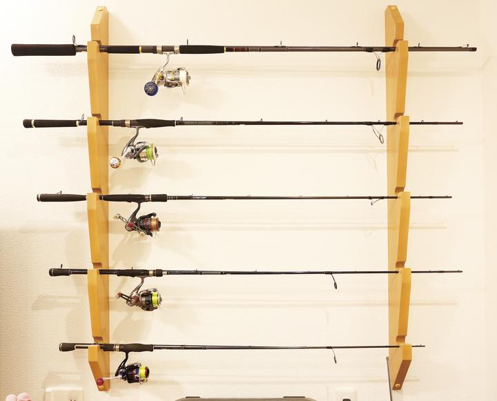 釣り竿置きのサムネイル