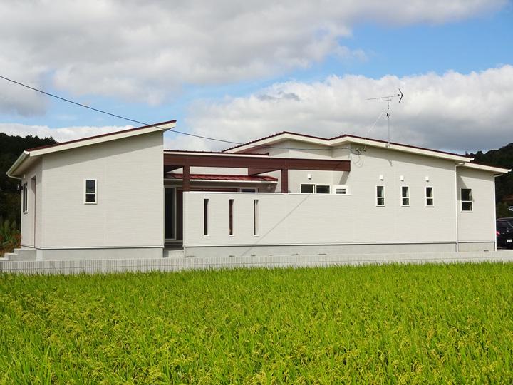 山陽小野田市 ナチュラルスタイル・平屋のサムネイル