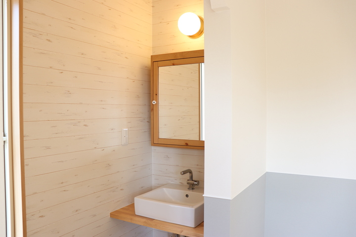 洗面所 施工事例のサムネイル