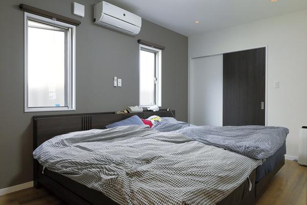 寝室 施工事例