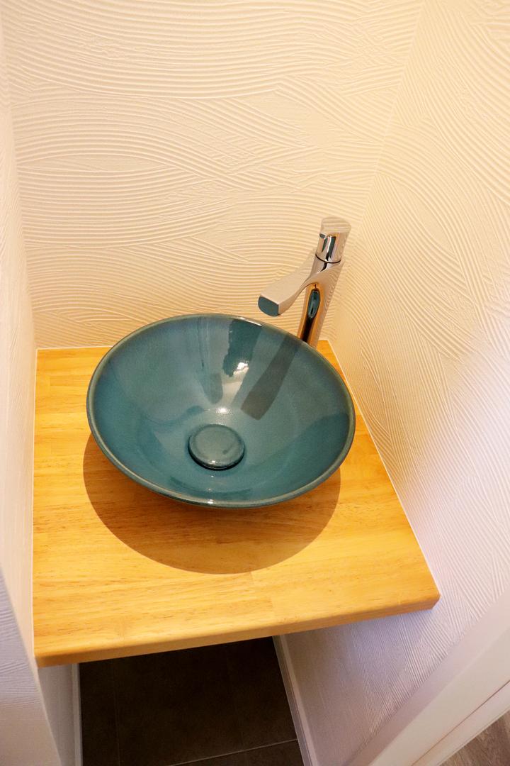 トイレ手洗いのサムネイル