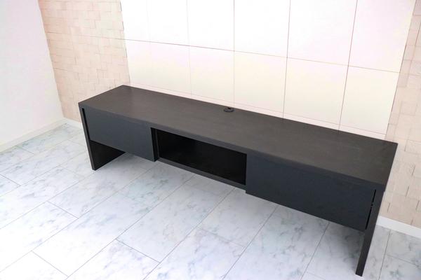 テレビボード 施工事例