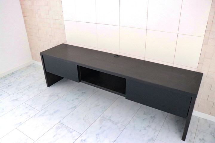 テレビボード 施工事例のサムネイル