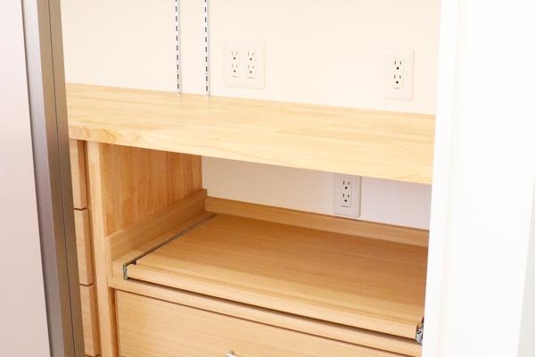 造作食器棚 施工事例