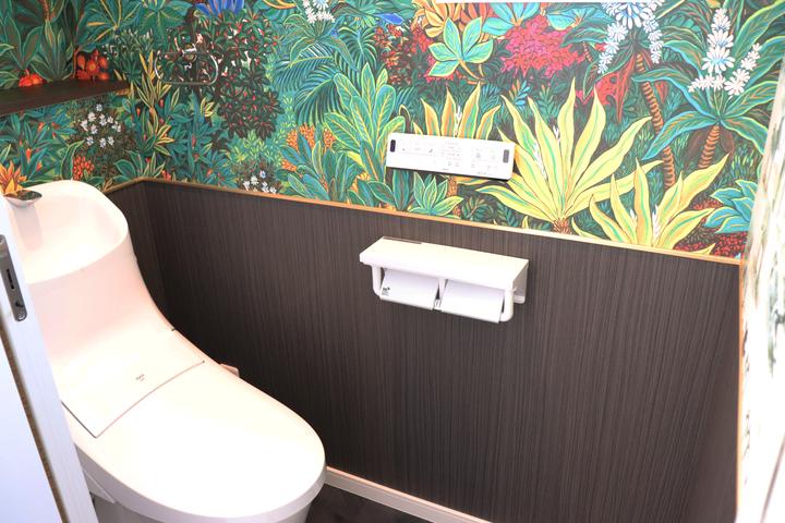 トイレ 施工写真のサムネイル