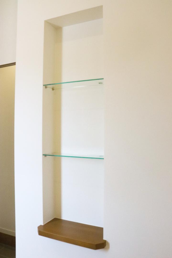 飾り棚 施工事例のサムネイル