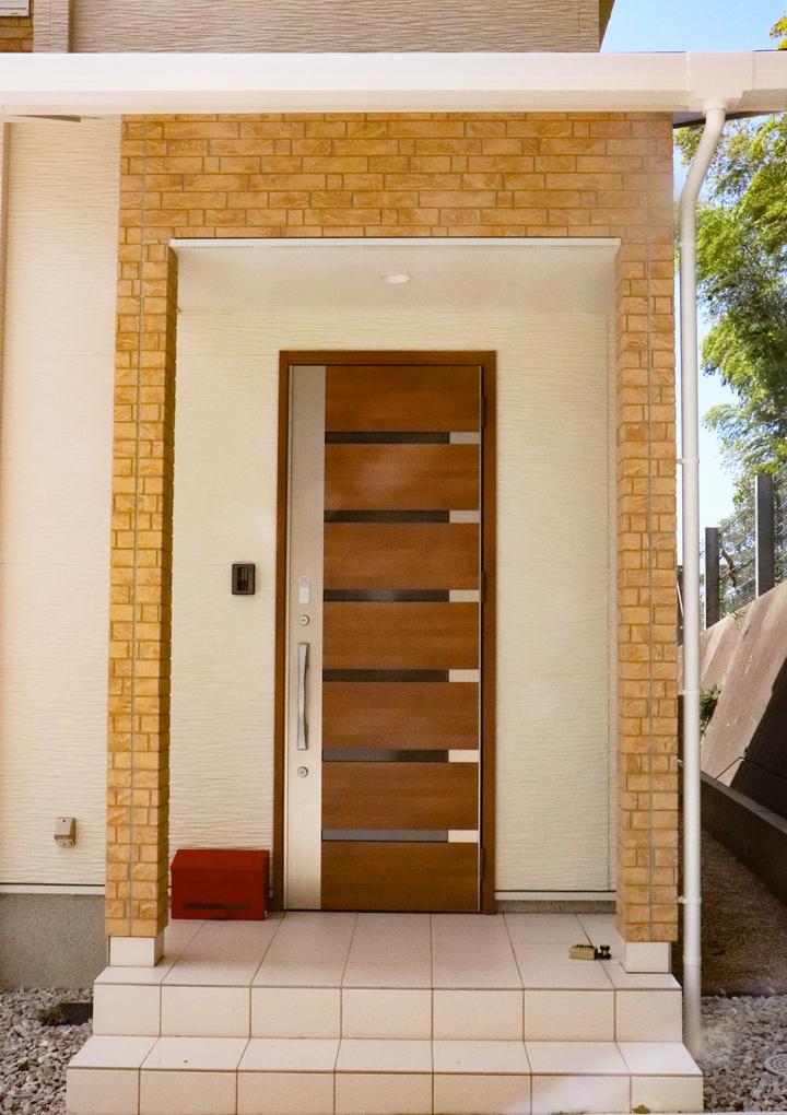 玄関ドア 施工事例のサムネイル