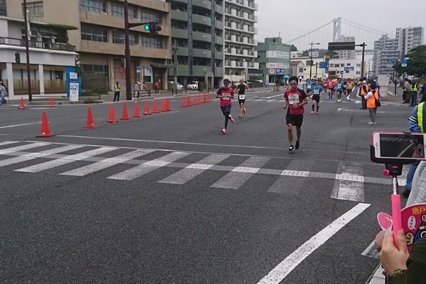 海峡マラソン