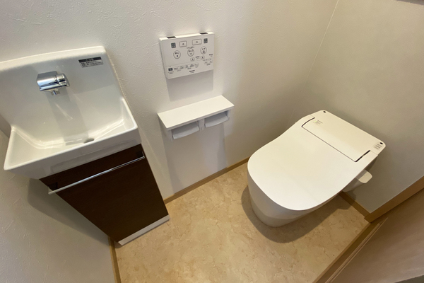 トイレ 施工事例