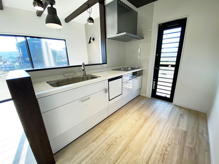 キッチン 施工事例のサムネイル