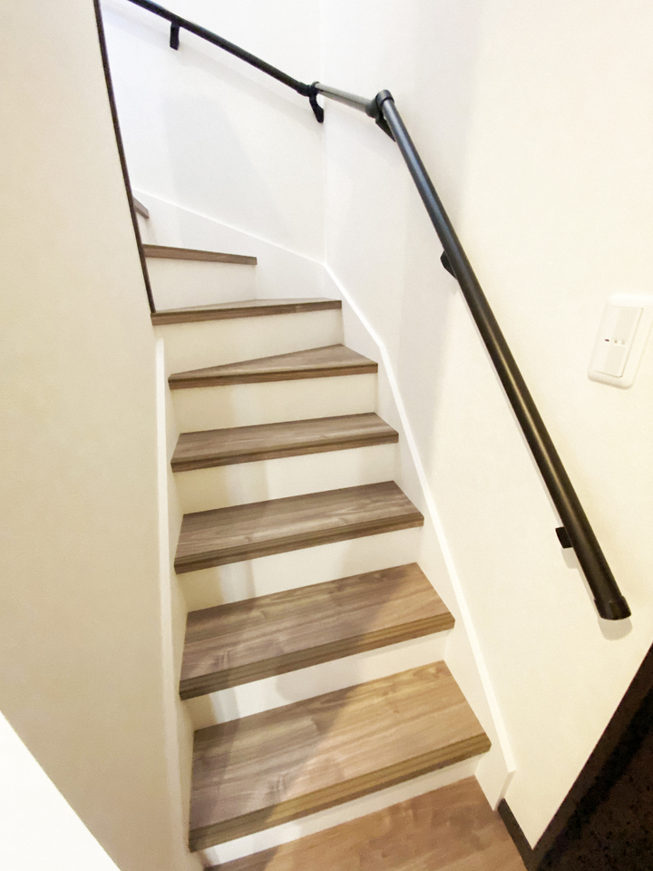 階段 施工事例のサムネイル