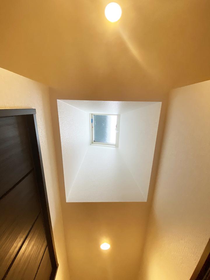 天窓 施工事例のサムネイル