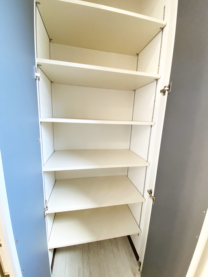キッチン収納 施工事例のサムネイル