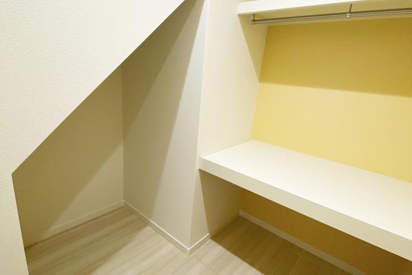 階段下収納 施工事例