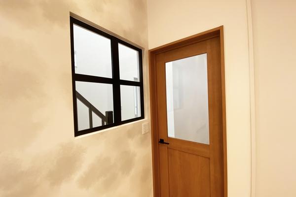 室内窓 施工事例