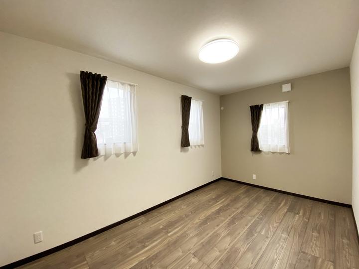 寝室 施工事例のサムネイル