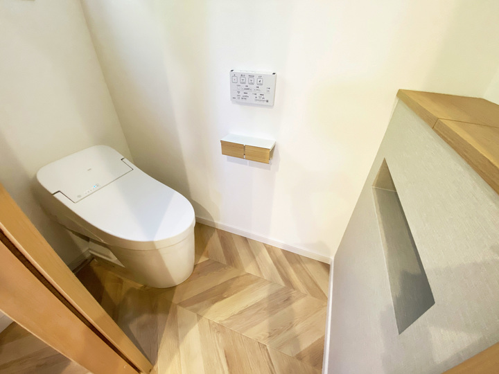 トイレ 施工事例のサムネイル