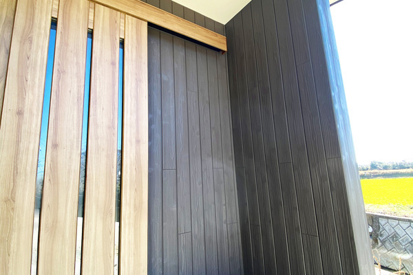 玄関ドア 施工事例