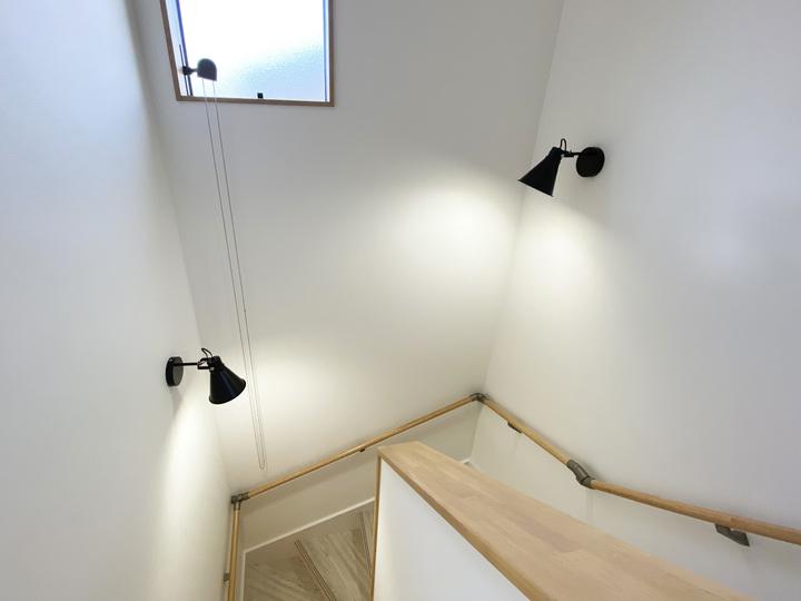 階段照明 施工事例のサムネイル
