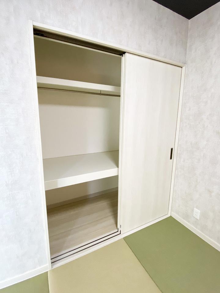 和室収納 施工事例のサムネイル