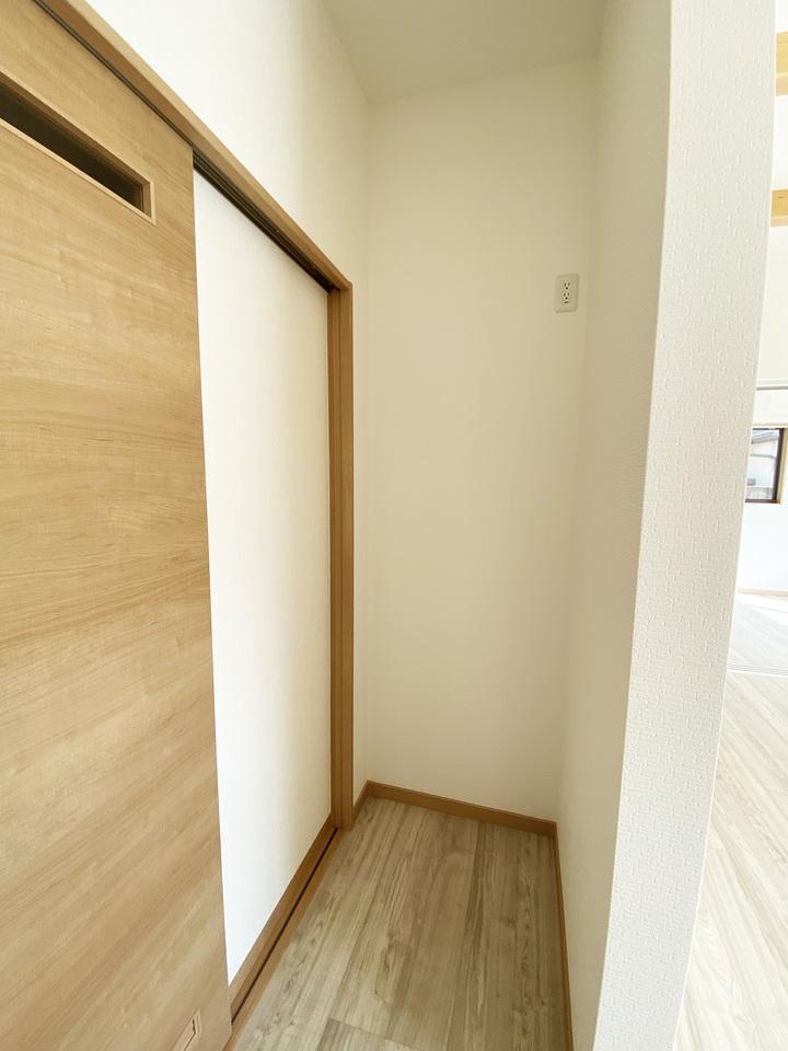 冷蔵庫スペース 施工事例のサムネイル